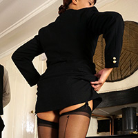 Preview thumbnail : Join the site to view Jenny Wren and all other spanking scenes