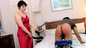 Join the site to view Yielding to Her Dominance and all other spanking scenes