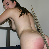Join the site to view A Yuletide Birching and all other spanking scenes